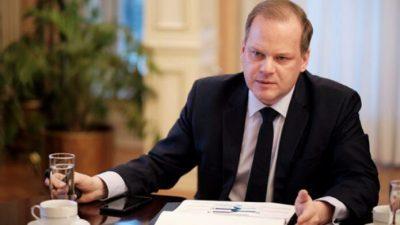 Συνέντευξη του Υπουργού Υποδομών και Μεταφορών Κ.Καραμανλή στον Γιάννη Πρετεντέρη