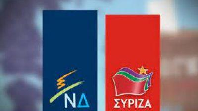 Πέφτει η ΝΔ, δεν κερδίζει τίποτα ο ΣΥΡΙΖΑ
