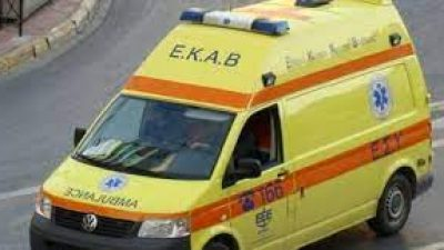 Σέρρες : Τραυματισμός δικυκλιστη σε τροχαίο