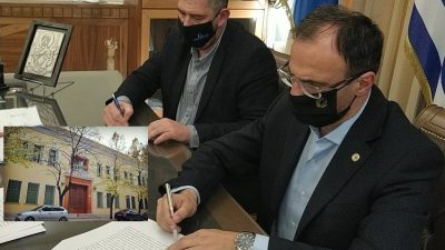 Σέρρες : Στην τελικη ευθεία για το νέο δικαστικο Μέγαρο