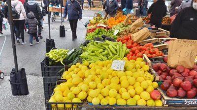 Δήμος Βισαλτίας : Με μια λαϊκή αγορά στη Νιγρίτα  το Σάββατο 19 Ιουνίου