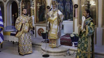 Δήμος Σιντικής : Η εορτή των Αγίων Κωνσταντίνου και Ελένης στην Ι.Μ. Σιδηροκάστρου