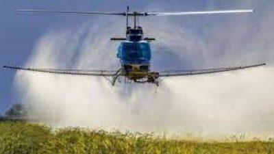 ΠΕ Σερρών : Σε εξέλιξη οι αεροψεκασμοί για τα κουνούπια