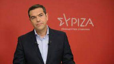 Αλέξης Τσίπρας: Τώρα ξεδιπλώνει την πραγματική του ατζέντα ο Μητσοτάκης