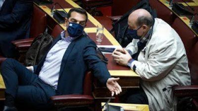ΒΑΡΙΕΣ ΚΟΥΒΕΝΤΕΣ (ακόμη και για «διάσπαση») στην ηγεσία του ΣΥΡΙΖΑ…