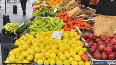Σέρρες : Τη Δευτέρα 28 Ιουνίου θα διεξαχθεί η λαϊκή αγορά