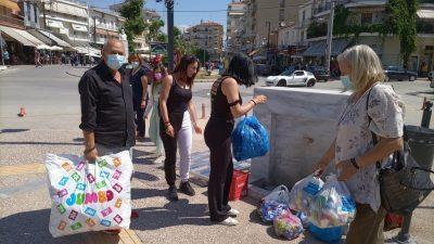 Δήμος Βισαλτίας : Δράσεις για την ημέρα του περιβάλλοντος ( φωτο )