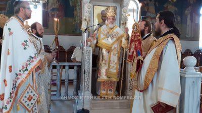 """Σιδηροκάστρου Μακάριος : """"Το Άγιο Πνεύμα φωτίζει, καθοδηγεί, ζωοποιεί και κατευθύνει την Εκκλησία"""""""