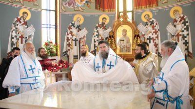 Σέρρες : Εγκαίνια του Ι.Ν Αγίου Σπυρίδωνος ( φωτορεπορταζ )
