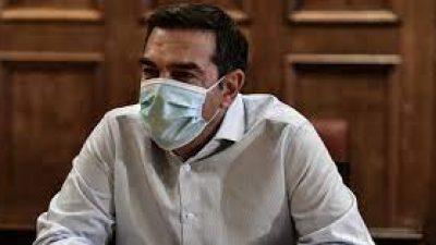 Aλέξης Τσίπρας: «Εγκληματική εμμονή οι συγχωνεύσεις και το κλείσιμο νοσοκομείων εν μέσω πανδημίας»