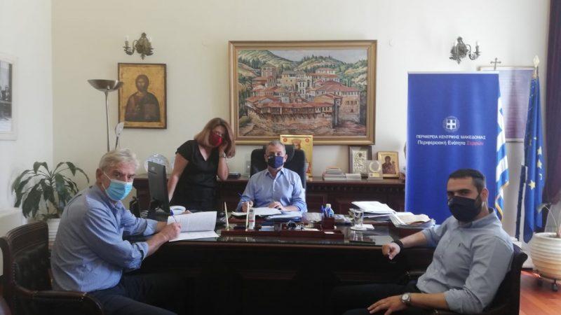 Π.Ε Σερρών : 470.000 ευρώ για το ανοιχτό αμφιθέατρο Σκοτούσσας