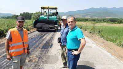 Π.Ε Σερρών : Στην Βισαλτία  ο Παναγιώτης Σπυρόπουλος