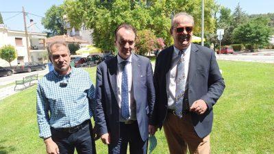 Στις Σέρρες ο γενικός γραμματέας του υπουργείου παιδείας