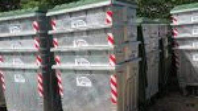 Δήμος Σιντικής : Προμήθεια 220 νέων  κάδων  απορριμμάτων και ανακύκλωσης