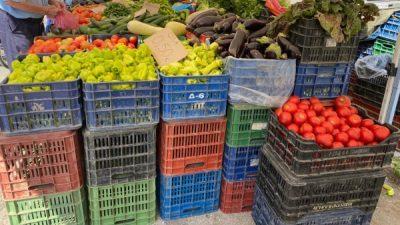 Σέρρες : Η λειτουργία της λαϊκής αγοράς την Τρίτη 10 Αυγούστου