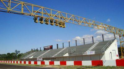 Αυτοκινητοδρόμιο Σερρών : Ανοιχτο για προπονήσεις από την Παρασκευη 24/9