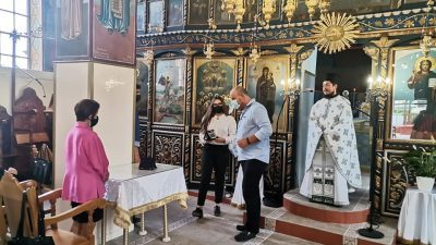 Δήμος Βισαλτίας : Η Κοινότητα  Αμπέλων  και η εκκλησία βράβευσαν τους επιτυχόντες στην τριτοβάθμια εκπαίδευση