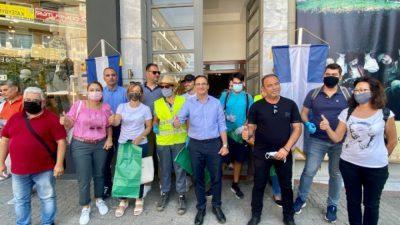 Δήμος Σερρών Δράση  στα πλαίσια  της Ευρωπαϊκής Εβδομάδας Κινητικότητας 2021