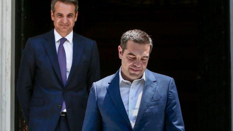 Οι τρεις νέες δημοσκοπήσεις που περιμένουν στο Μέγαρο Μαξίμου