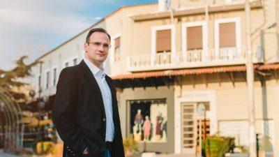 Δήμος Σερρών : Συνάντηση Χρυσάφη  με το σύλλογο δημοτικών υπαλλήλων