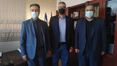 Επιμελητήριο Σερρών : Σε θερμο κλίμα η συνάντηση Μασλαρινου- Μαλλιαρά