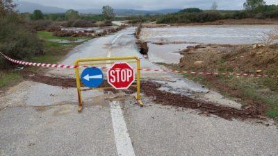 Δήμος Βισαλτίας : Ζημιές σε δίκτυα και υποδομές προκάλεσε ο Μπάλος